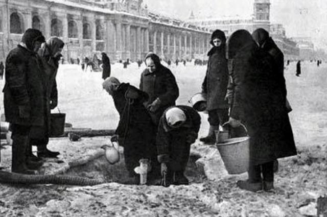 Ленинград был городом особой духовности.