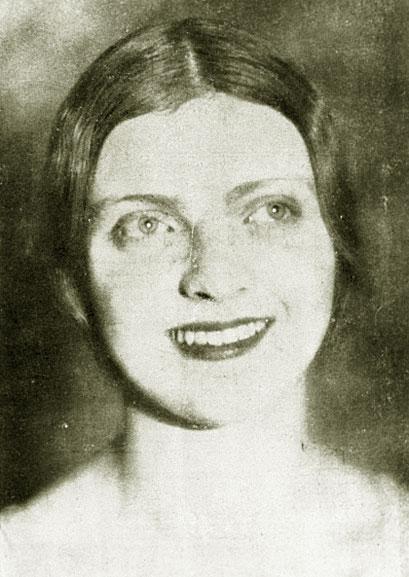 Дочь Федора Шаляпина Марина Мисс Россия 1931 года. В 1927 1938 годах конкурс красоты проводился в Париже среди эмигрантов из России. Репродукция