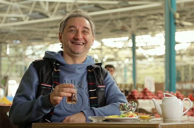 Александр Пряников.