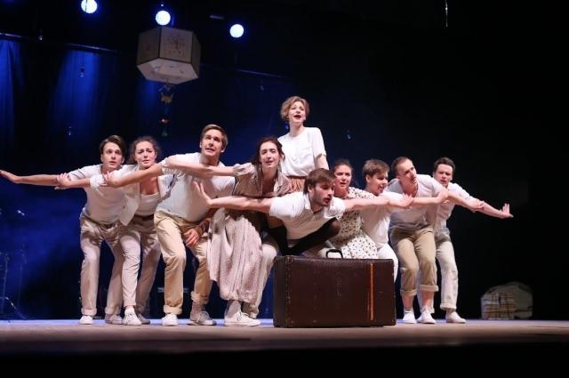 Спектакль «ЧудоЧудоЧеловек» вернул зрителей в детство.