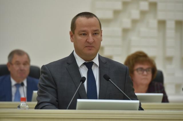 Станислав Евдокимов.
