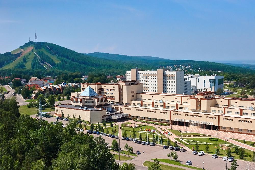 Сибирский федеральный университет.