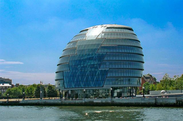 Сити-холл, в котором находится Лондонская ассамблея.