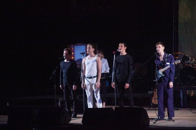 «Июльансамбль» - событие театральной жизни.