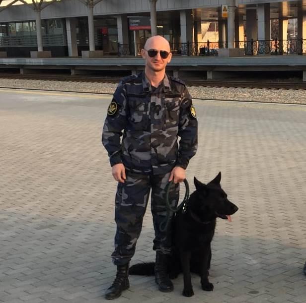 Закир Юсупов, кинолог