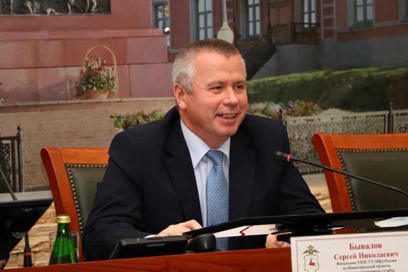 Сергей Бывалов.