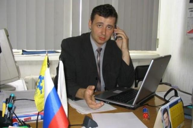 Юрий Гурман - один из самых ярких сельских активистов.