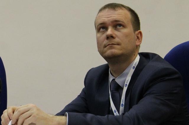 Кандидат экономических наук Дмитрий Золотарёв.