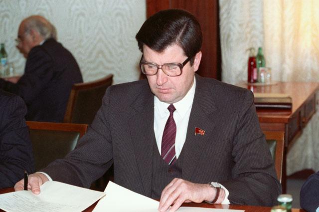 Анатолий Горбунов. Переговоры о создании СНГ, 21 декабря 1991 года в городе Алматы.