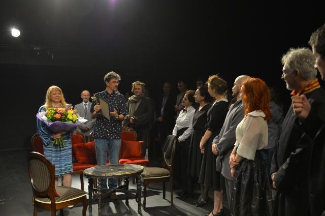Театр «Бора Станкович» из Сербии привёз на фестиваль спектакль