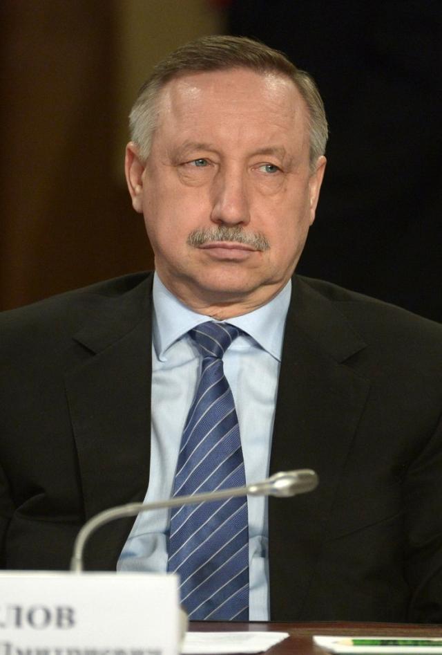 Беглов будет исполнять обязанности губернатора до выборов 2019 года.