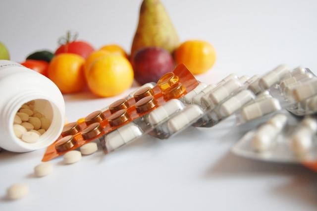 Витаминный рацион-лучшая защита от вируса.