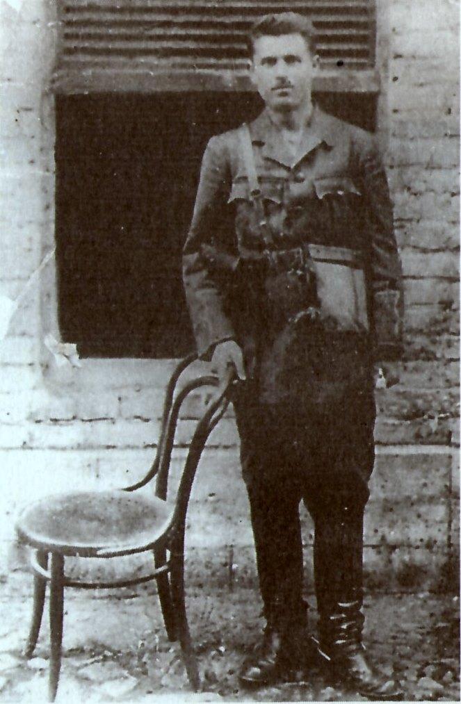 Комендант Алексей Долинин