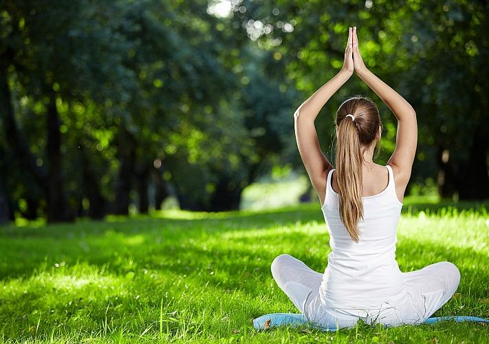 Международный день йоги 2019: марафон «Без суеты»