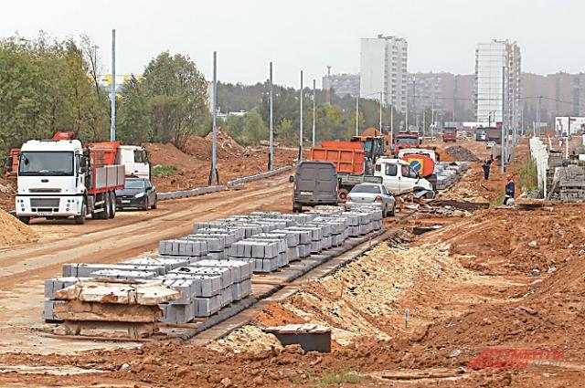 В Солнцеве запланированы масштабные работы по улучшению транспортной доступности района.
