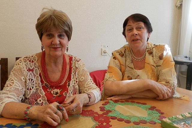 Серебряные волонтеры
