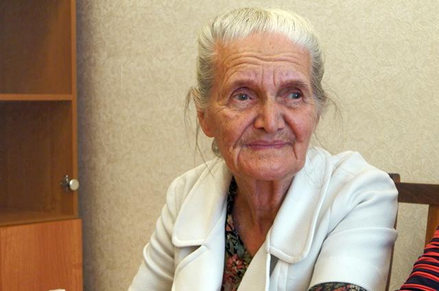 Валентина Оломская взялась помогать женщине, пережившей три инсульта.