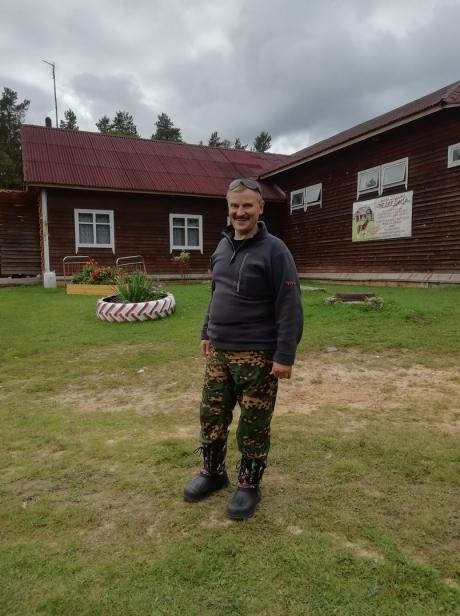 Сергей Веремеенко.