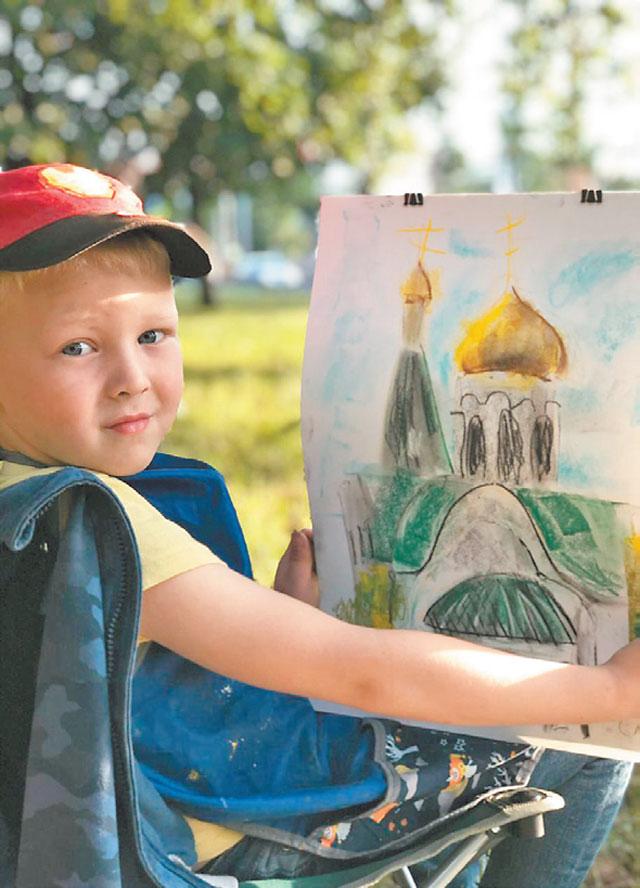 Рисование снатуры– важная часть обучения.