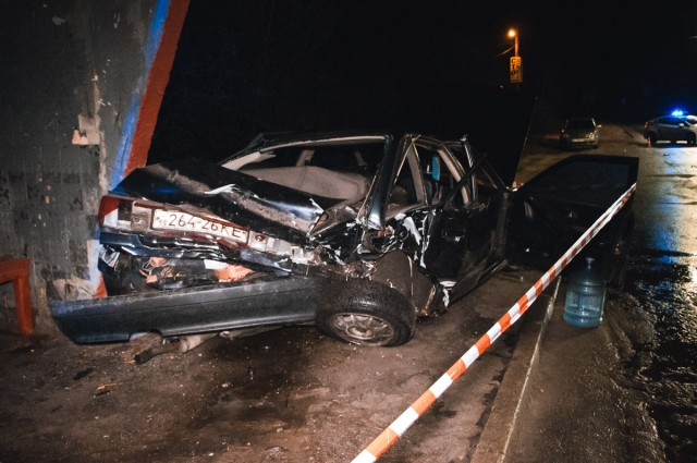 В Бортничах произошла авария с участием автомобилей Ford и Audi.