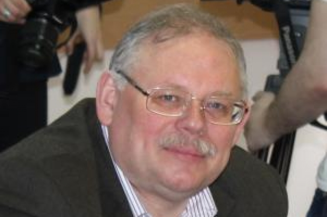 Кандидат биологических наук Игорь Ущаповский.