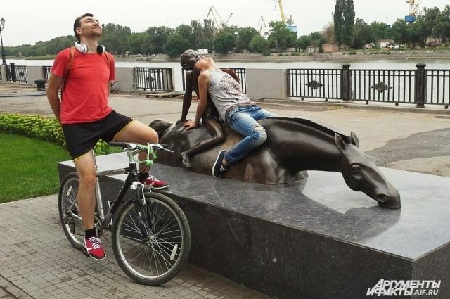 Михаил Векленко уверен, что велопрогулки по Ростову доставят всем удовольствие