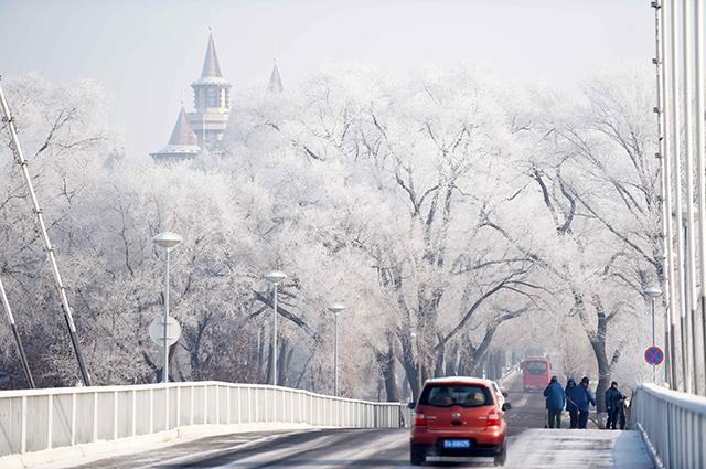 Харбин (Китай).