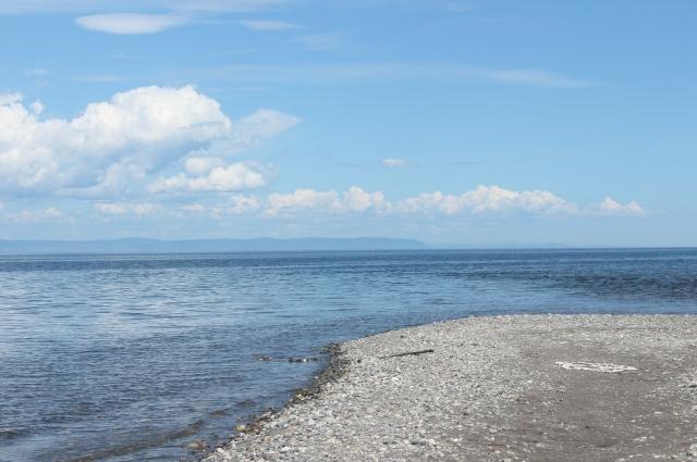 Байкал завораживает своей красотой.