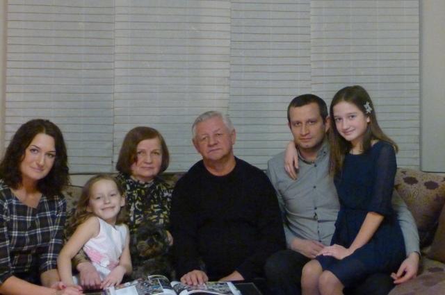 Уже два поколения семьи Воробьевых работают на Псковской ГРЭС