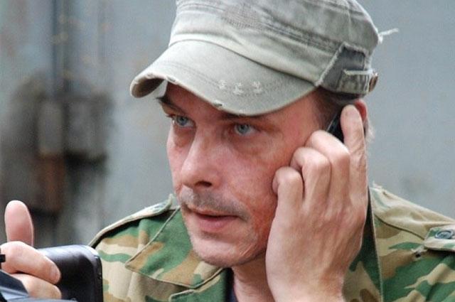 Ополченец «первой волны», корреспондент, писатель Геннадий Дубовой
