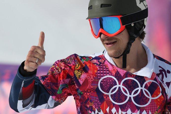 Вик Уайлд, олимпийский чемпион в сноуборде
