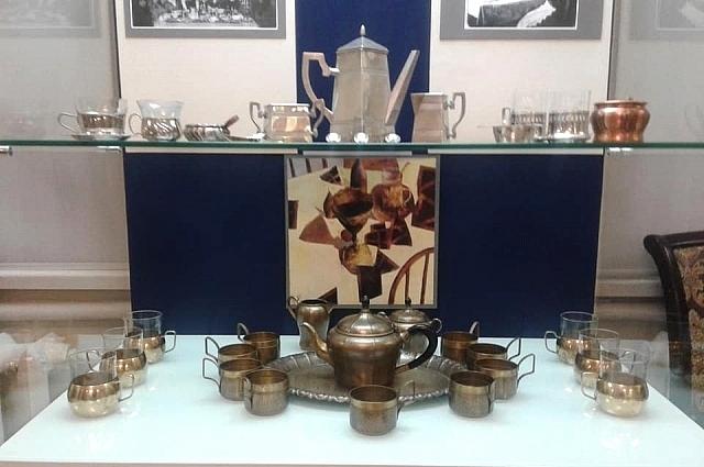 Часть коллекции Ольги Кузнецовой.