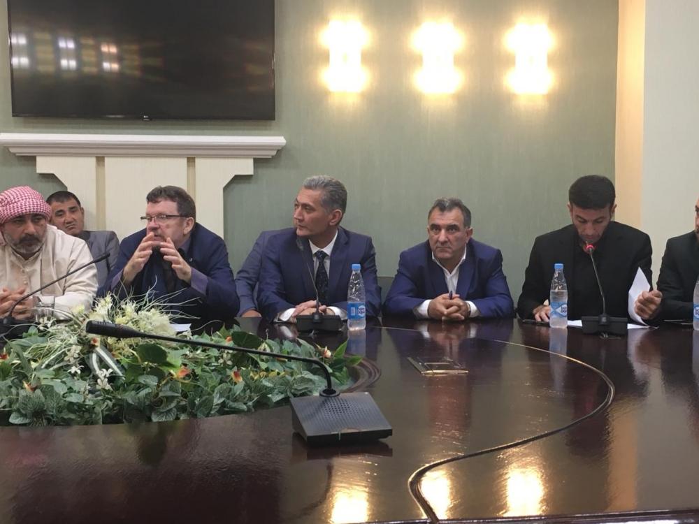 В Екатеринбург по инициативе езидской диаспоры прибыла представительная делегация