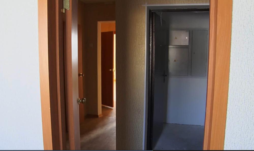 В некоторых квартирах уже готова отделка.