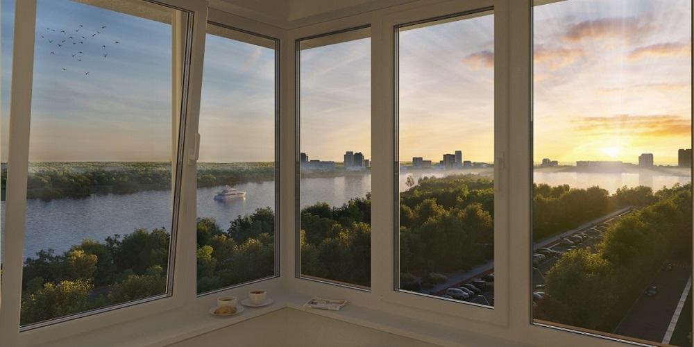 Стартовали продажи новых квартир с видом на Туру и Мост влюбленных