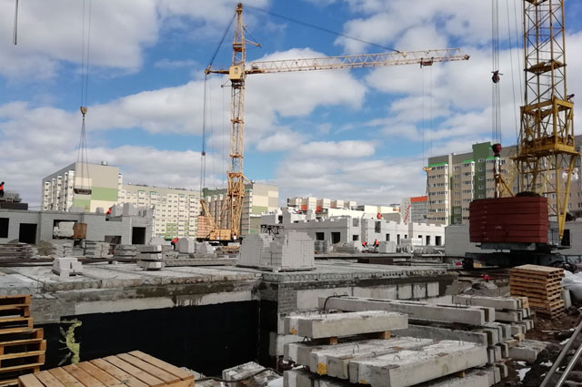 Строительство детского сада в квартале 2009а