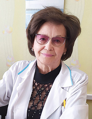 Закия Терегулова