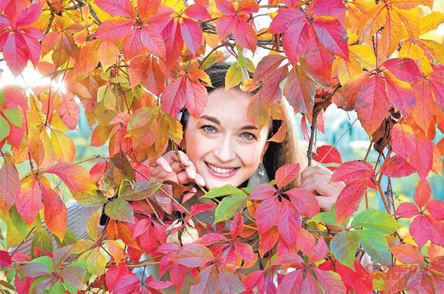 «В любое время года наш парк сказочно красив»,– говорит Наталья.
