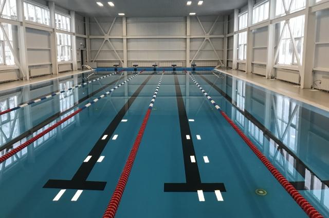 Новый бассейн заларинцы ждали больше 20 лет.