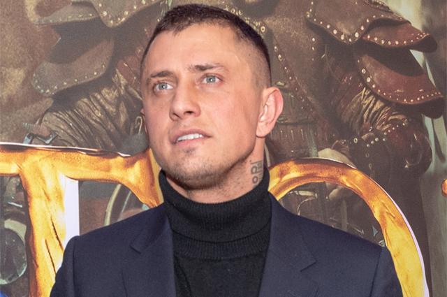 Павел Прилучный.