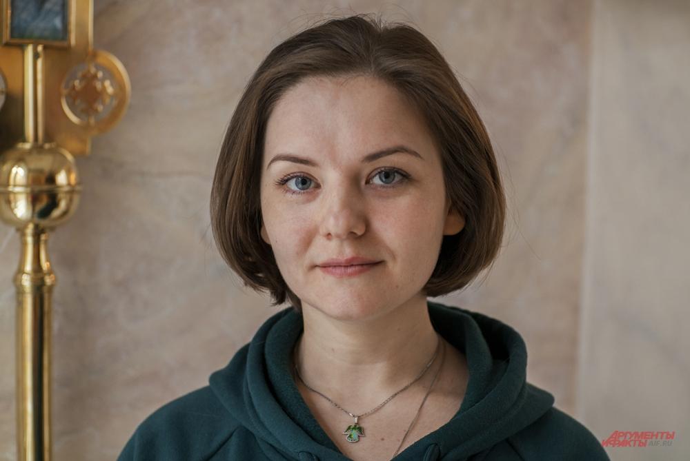 Света Бабинцева.