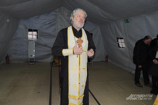 Отец Алексий Уминский