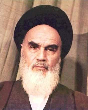 Аятолла Рухолла аль-Мусави аль-Хомейни