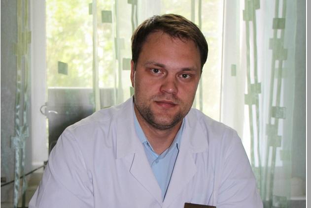 Илья Панюхин, заведующий поликлиникой