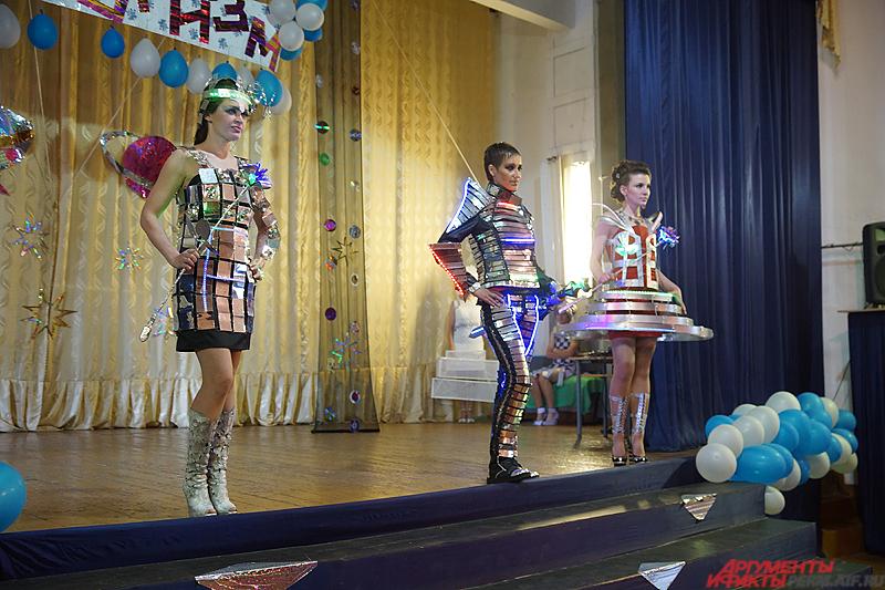 Конкурс модельеров в колонии проходит ежегодно.