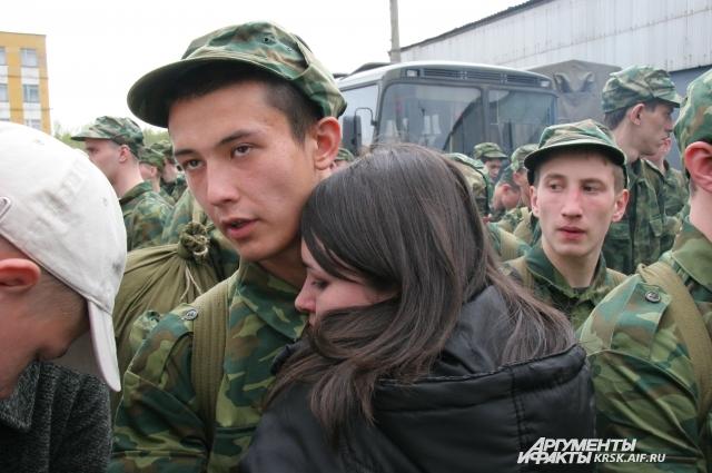 Год, проведённый в армии, позволяет человеку переосмыслить себя.