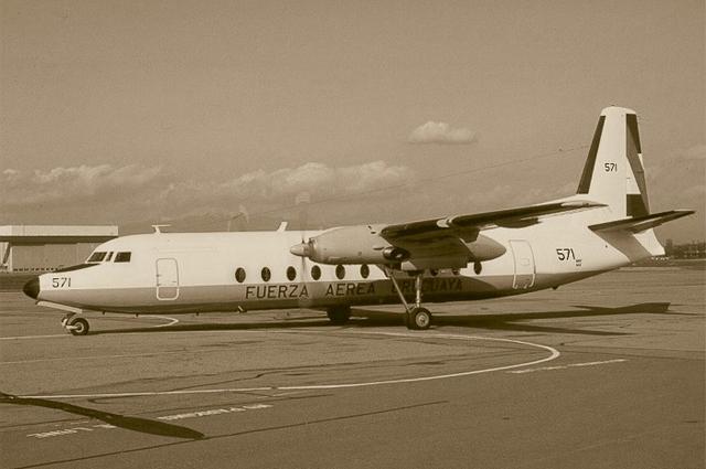 Рейс 571 Уругвайских ВВС.