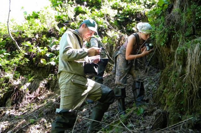 Охота и рыбалка на территории заповедника велась всегда.