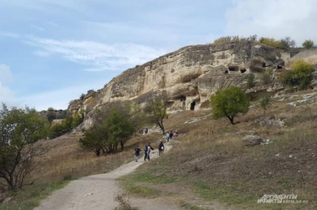 Пещерный город Чуфут-Кале.