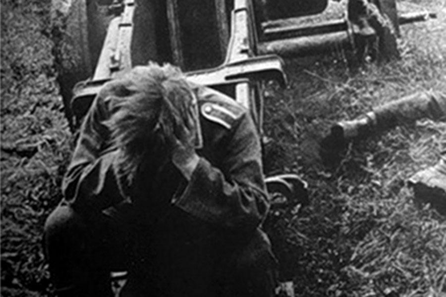 Поражение фашистов в Курской битве было сокрушительным.